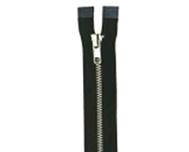 Resim Tip 4 Metal Nikel Fermuar Separe